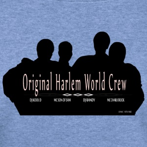 Harlem World Crew the4 Long Sleeve Shirts - Women's Wideneck Sweatshirt