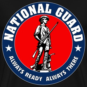National Guard Men's Shirt - Men's Premium T-Shirt