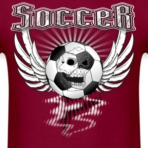Soccer Fussball T-Shirts - Men's T-Shirt