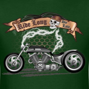 Custom Bike Motorcycle T-Shirts - Men's T-Shirt
