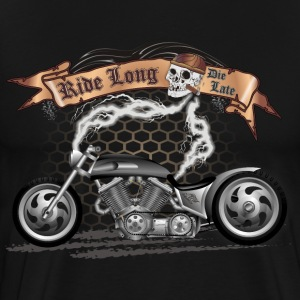 Custom Bike T-Shirts - Men's Premium T-Shirt