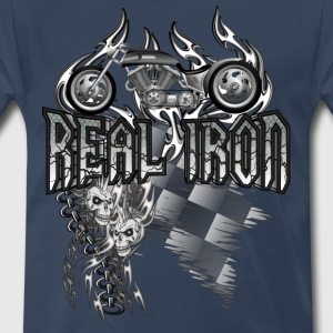Custom Bike Motorcycle T-Shirts - Men's Premium T-Shirt
