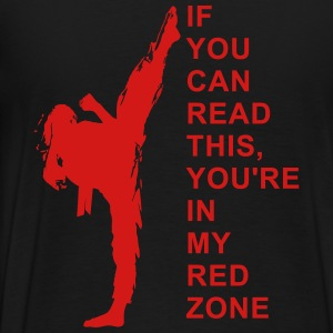 Red Zone T-Shirts - Men's Premium T-Shirt