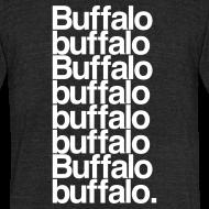 Design ~ Buffalo buffalo Buffalo buffalo buffalo buffalo Buffalo buffalo