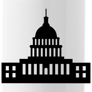 United States Capitol, Capitol Mugs & Drinkware - Water Bottle