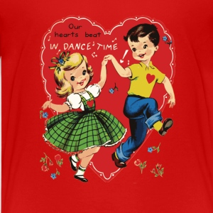 Cute Valentines Day Kids - Kids' Premium T-Shirt