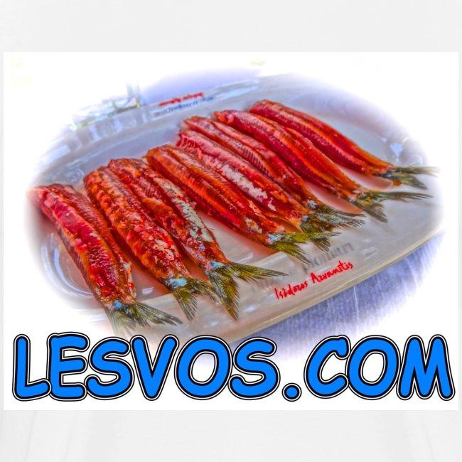 Lesvos Sardelles Pastes (men)