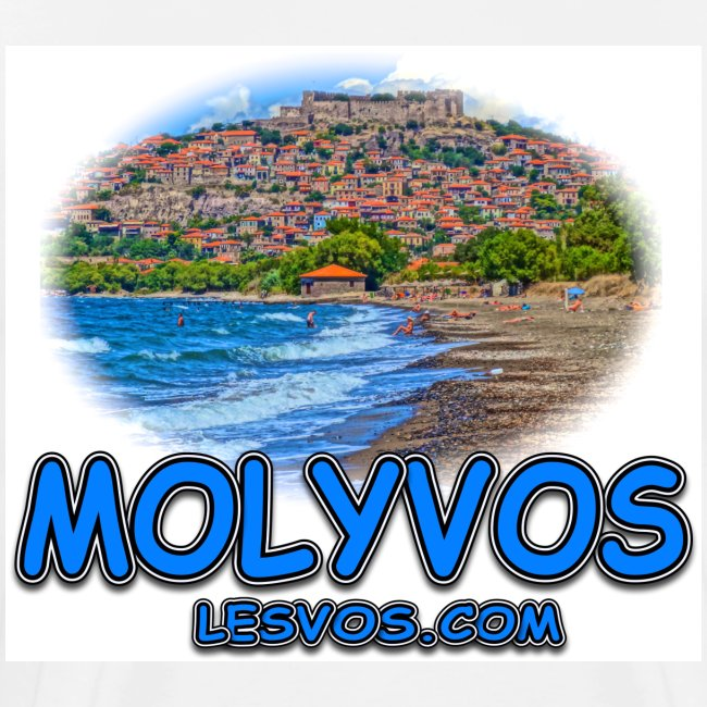 Lesvos Molyvos Blue (men)