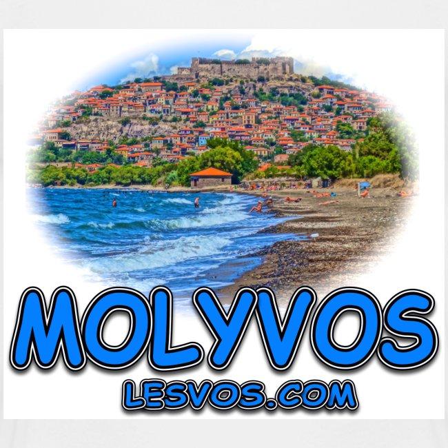 Lesvos Molyvos Blue (kids)