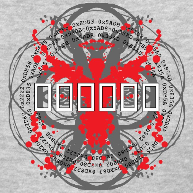 'Hex Code' [2015 reprint!] (Gray, Womens)