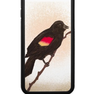 RED WING BLACKBIRD (IPHONE 6) - iPhone 6/6s Rubber Case