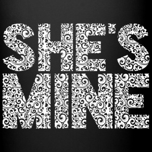 She's Mine Mugs & Drinkware - Full Color Mug