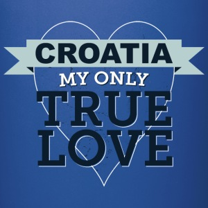 Croatia My Only True Love 3 Mugs & Drinkware - Full Color Mug