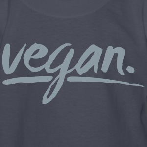 vegan - simply vegan ! Kids' Shirts - Kids' Long Sleeve T-Shirt