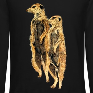 The Meerkats - Crewneck Sweatshirt