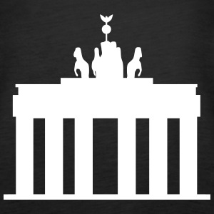 Brandenburg Gate Tanks - Women's Premium Tank Top