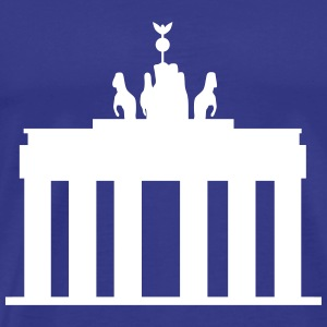 Brandenburg Gate T-Shirts - Men's Premium T-Shirt