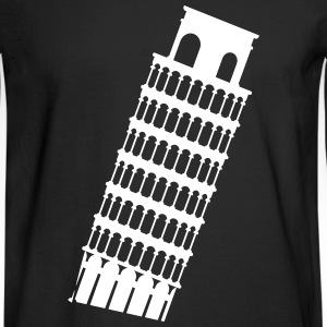 Leaning Tower of Pisa Long Sleeve Shirts - Men's Long Sleeve T-Shirt