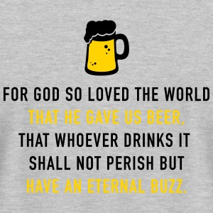 Beer 3:16 T-Shirts - Men's T-Shirt by American Apparel
