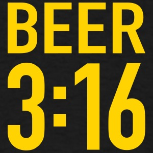 Beer 3:16 T-Shirts - Men's T-Shirt