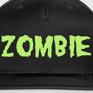 ZOMBIE Caps - Snap-back Baseball Cap