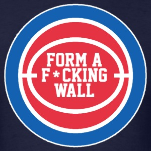 Form A Wall T-Shirts - Men's T-Shirt