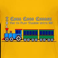 Design ~ Choo Choo Choose YOU - Toy Train Kids Shirt