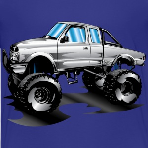 Lifted 4x4 Ford Truck Kids' Shirts - Kids' Premium T-Shirt