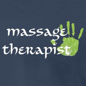 massage thrapist - Men's Premium T-Shirt