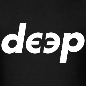 deep Invertible T-shirt - Men's T-Shirt