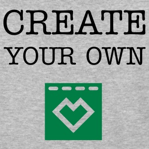 Create Your Own - Men's Baseball T-Shirt - Baseball T-Shirt