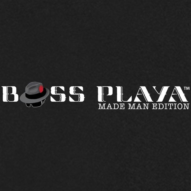 Boss Playa Made Man Edition Long Sleeve American Apparel Shirt