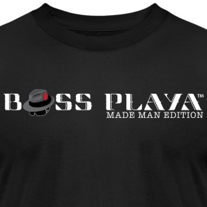 Boss Playa Made Man Edition G-Money T-Shirt - Men's T-Shirt by American Apparel
