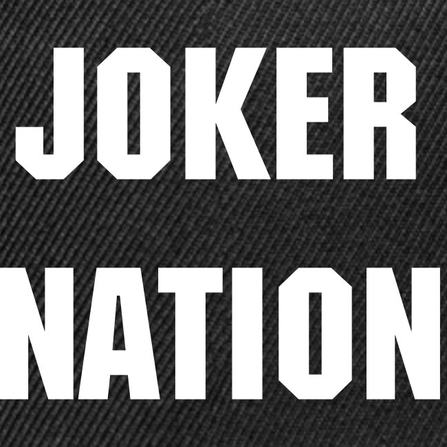 Joker Nation SnapBack