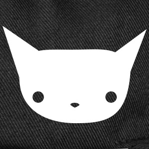 Kowai Cat Cap - Snap-back Baseball Cap
