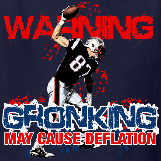 Gronking May Cause Deflation