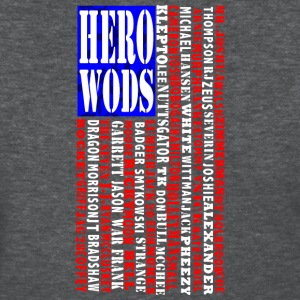 CrossFit Hero WOD Flag Women's T-Shirts - Women's T-Shirt