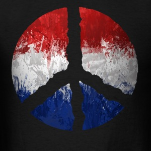 peace netherland - Men's T-Shirt