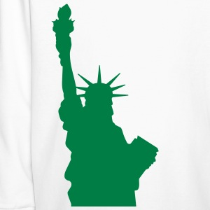 Statue of Liberty, Lady Liberty Kids' Shirts - Kids' Long Sleeve T-Shirt