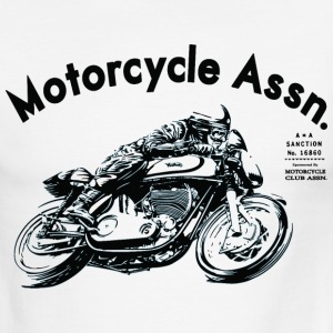 moto assn T-Shirts - Men's Ringer T-Shirt