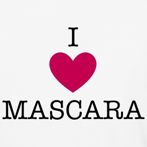 I heart mascara - Baseball T-Shirt