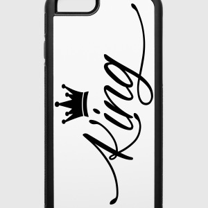 King Accessories - iPhone 6/6s Rubber Case