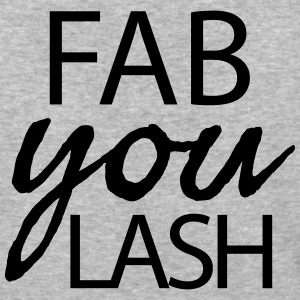 fab you lash - Baseball T-Shirt