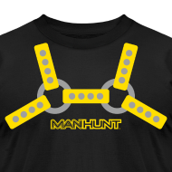 Design ~ Yellow Harness T