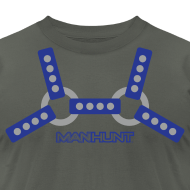Design ~ Blue Harness T