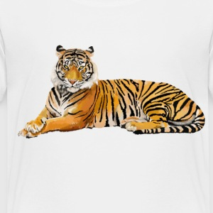 tiger Baby & Toddler Shirts - Toddler Premium T-Shirt