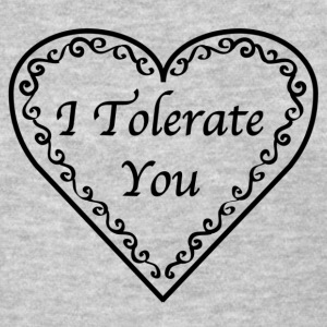 I Tolerate You Women's T-Shirts - Women's T-Shirt