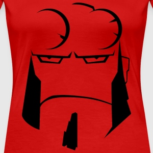 hellboy - Women's Premium T-Shirt