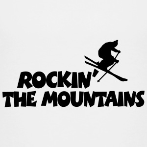 Rockin The Mountains T-Shirt (Kids) - Kids' Premium T-Shirt
