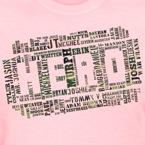 CrossFit Hero WODs Camo Cloud - Women's T-Shirt